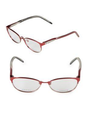 54mm Oval Optical Glasses