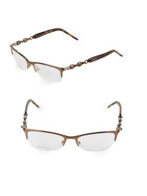 52MM Oval Optical Glasses