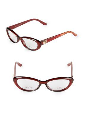 55MM Oval Optical Glasses