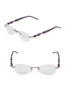 51MM Oval Optical Glasses
