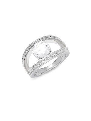 Vitality Swarovski Crystal Ring
