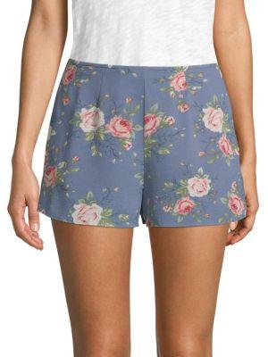 Sawyer Printed Shorts