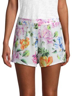 Martine Floral Shorts