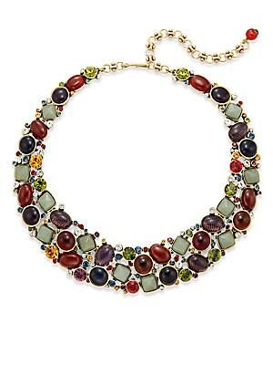 Multicolor Collar Necklace
