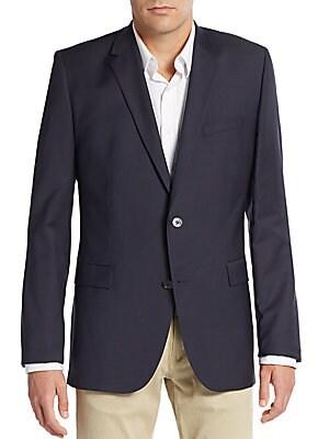 Aerins Regular-Fit Virgin Wool Sportcoat