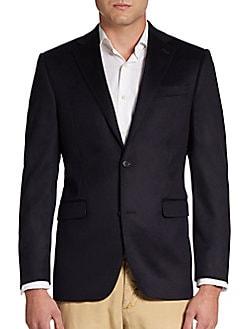 Slim-Fit Cashmere Sportcoat