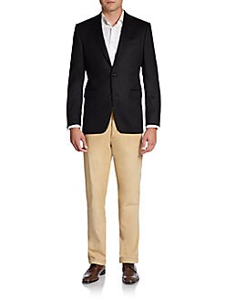 Slim-Fit Cashmere Sportcoat