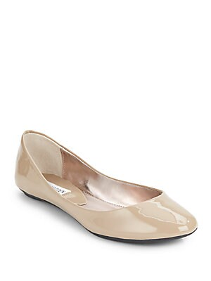 Heaven Patent Leather Ballet Flats