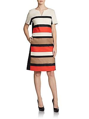 Noel Striped Dress