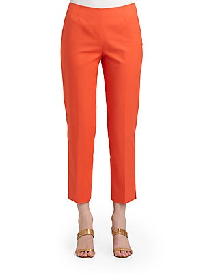 Cropped Bleeker Pants