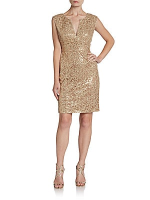Kaya Sequined Dress