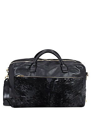marc jacobs tony leather weekend bag