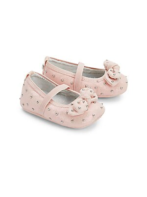 Baby's Bow Ballet Flats