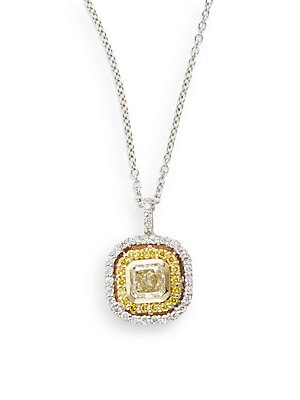 Click here for 0.75 TCW Certified Diamond  18K White & Yellow Gol... prices