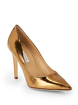Bethany Shimmer Pumps