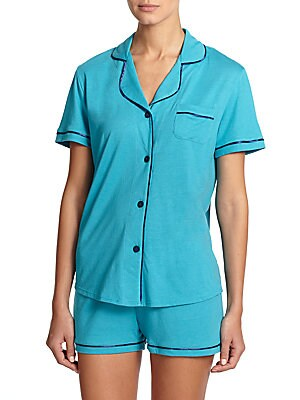 Bella Cotton & Modal Pajama Set