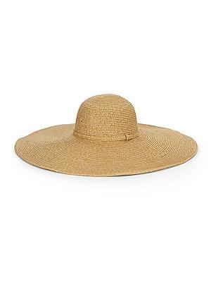 Belladonna Straw Hat
