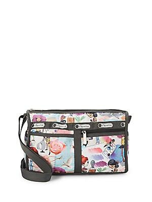 Deluxe Shoulder Bag & Pouch