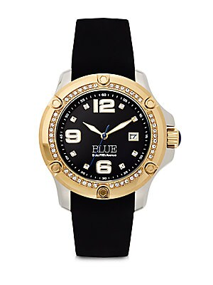 Stainless Steel Watch/Black