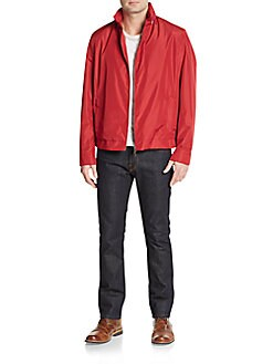 Men's Winter Coats and Leather Jackets: Shop Cole Haan & More