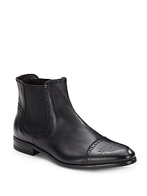 Saltro Leather Boots