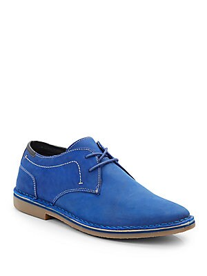 Hasten Leather Oxford Shoes