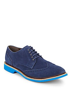 Cole Haan Air Franklin Wingtip Oxfords