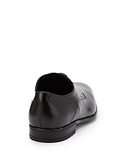 Maitland Leather Lace-Up Dress Shoes