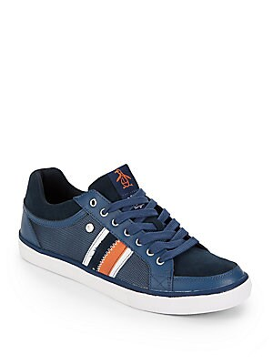 Thaw Mesh Leather Sneakers