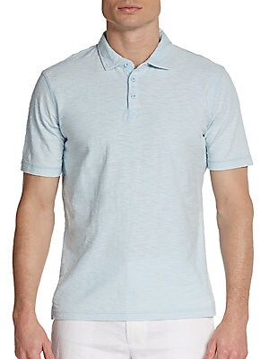 Cotton Slub Polo