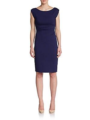 Jori Knit Sheath Dress