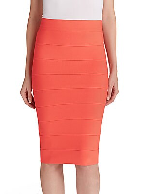 Leger High-Waist Bandage Skirt