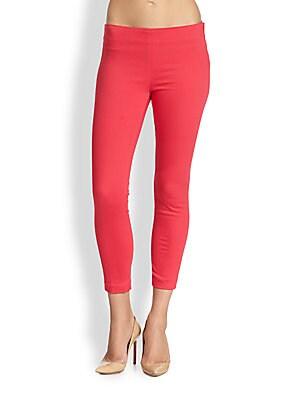 Clean Capri Skinny Jeans