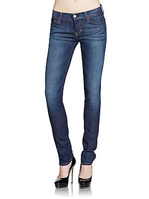 Debbie Faded Skinny Jeans