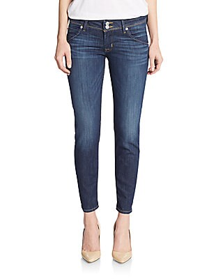 Collin Skinny Cropped Jeans