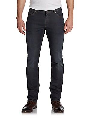 Brewster Straight-Leg Jeans