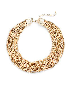 Lobster Clasp Strand Necklace