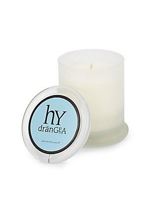 Hydrangea Soy Candle/8.6 oz.