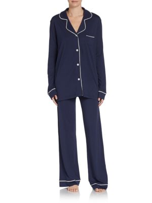 Bella Long-Sleeve Pajamas Cosabella