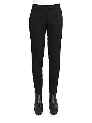 Textured Pants