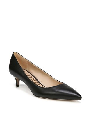 Classic Leather Pumps by Sam Edelman