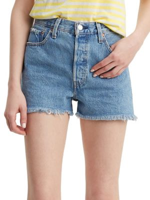 501 High Rise Shorts by Levi's