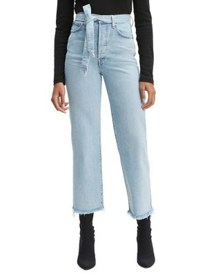Ribcage Get It Done High Rise Slim Jeans by Levi's