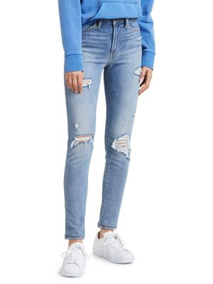 721 High Rise Skinny Jeans Say Anything by Levi's