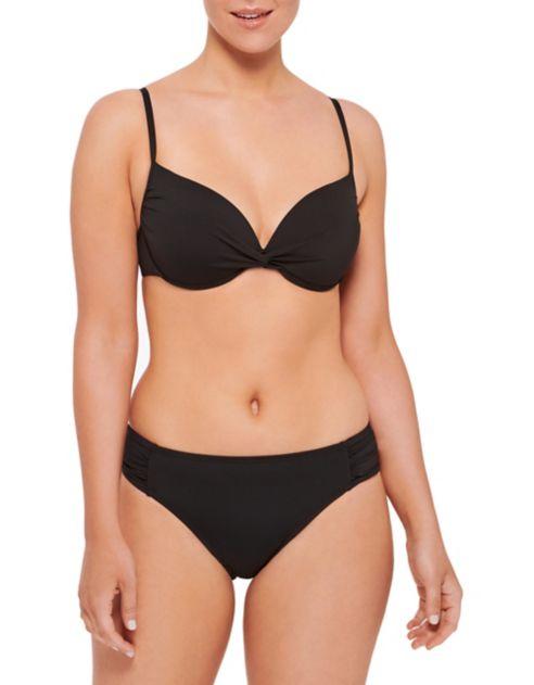 Beach à préformés bikini bonnets Haut pigeonnant Couture de 6byf7g