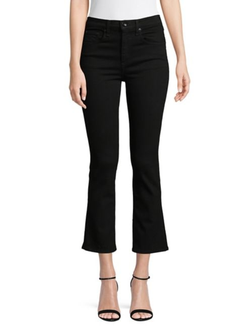Ragamp; JEAN Slim Hana Fit Bootcut Jeans Bone High Rise E9WIDH2