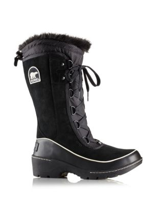 Tivoli Faux Fur Mid Calf Boots by Sorel