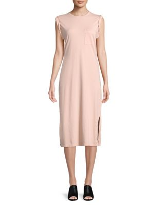 Muscle Tee Dress by Theory