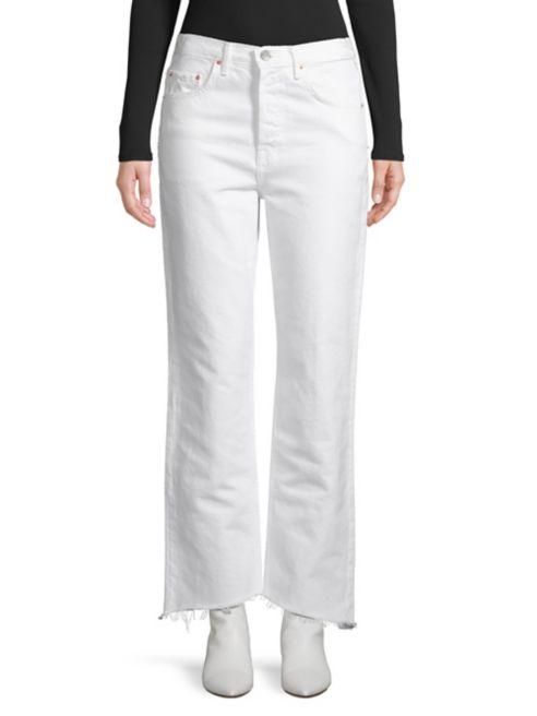 Flare High Waist Jeans Kick GRLFRND wmN0n8