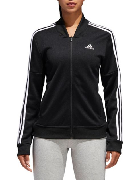 Track Adidas Jacket Snap Snap Tricot Adidas Tricot b7yYf6g